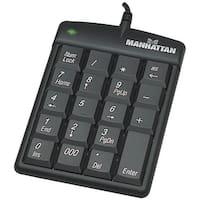 Manhattan Numeric Keypad