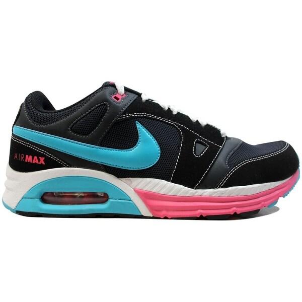 promo code 3c023 3f813 Nike Air Max Lunar Black Chlorine Blue-Anthracite-Spark 443915-002 Men