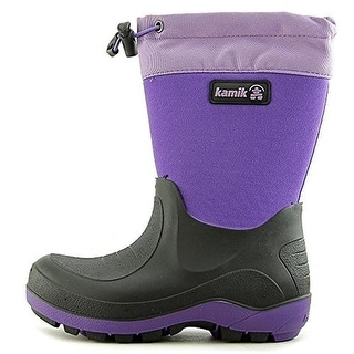 Kamik Girls Stormin Waterproof Snow Boots - 7 medium (b,m)