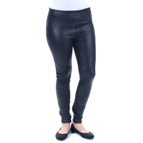 FREE PEOPLE Womens Black Party Pants Size 4