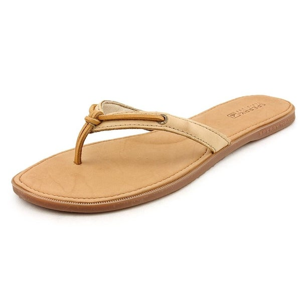 Sperry Top Sider Calla Open Toe Leather Sandals