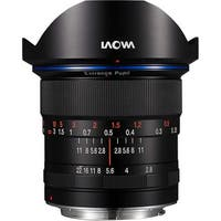 Venus Optics Laowa 12mm f/2.8 Zero-D Ultra Wide-angle Lens for Canon EF Cameras - Black