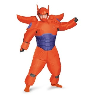Disguise Red Baymax Inflatable Child Costume - Standard