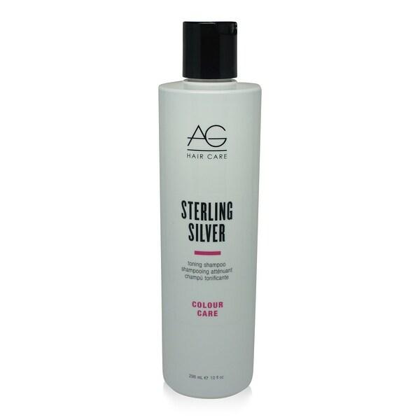 AG Hair Sterling Silver Shampoo 10 Oz