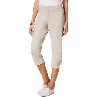 Lee Platinum Label Womens Capri Pants Ruched Performance|https://ak1.ostkcdn.com/images/products/is/images/direct/7742d2bd7c7bd1929510646b5ec6aa6ce17311ad/Lee-Platinum-Label-Womens-Capri-Pants-Ruched-Performance.jpg?impolicy=medium