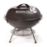 Cuisinart 14  Inch Portable Charcoal Grill 14  Inch Portable Charcoal Grill - Black