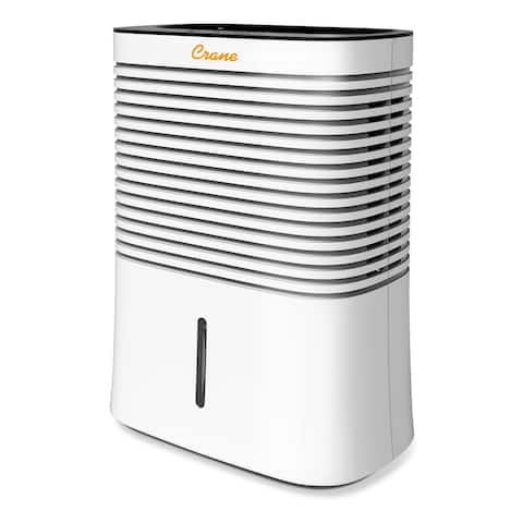 Crane Dehumidifier for Moisture Removal and Odor Reduction