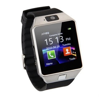 Bluetooth Smart Watch Wrist watch phone For Samsung HTC and Other Android Smartphones For Android IOS