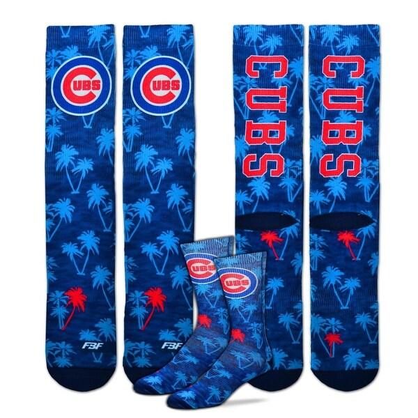 Chicago Cubs Bananas Socks