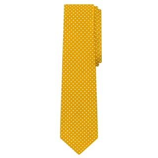 Jacob Alexander Polka Dot Print Men's Polka Dotted Extra Long Tie - One size