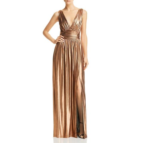 Rachel Zoe Womens Ashley Evening Dress Blouson Empire