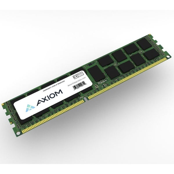 Axiom 7100794-AX Axiom PC3L-12800 Registered ECC 1600MHz 1.35v 16GB Dual Rank Low Voltage Module - 16 GB (1 x 16 GB) - DDR3