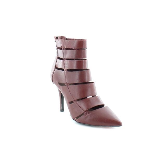 Vince Camuto Geena Women's Heels Deep Scarlet - 6