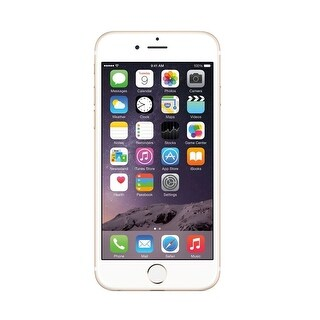 Apple iPhone 6 Plus 64gb Gold Unlocked - Black