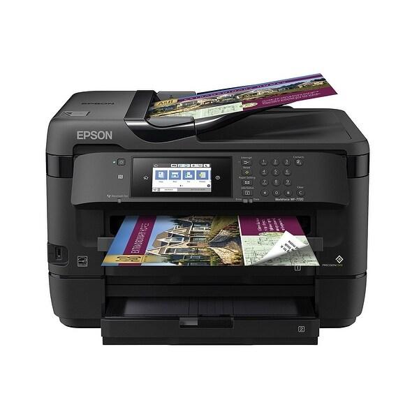 Epson Print C11cg37201 Workforce Wf-7720 Wide-Format All-In-One Printer