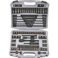 Stanley Tools Socket Set 99Pc Black Chrome 92-839