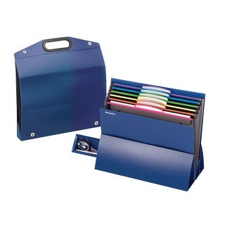 Pendaflex Poly Desktop File, Letter, Blue