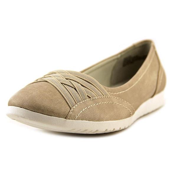 Kim Rogers Prista Women Open Toe Canvas Slides Sandal