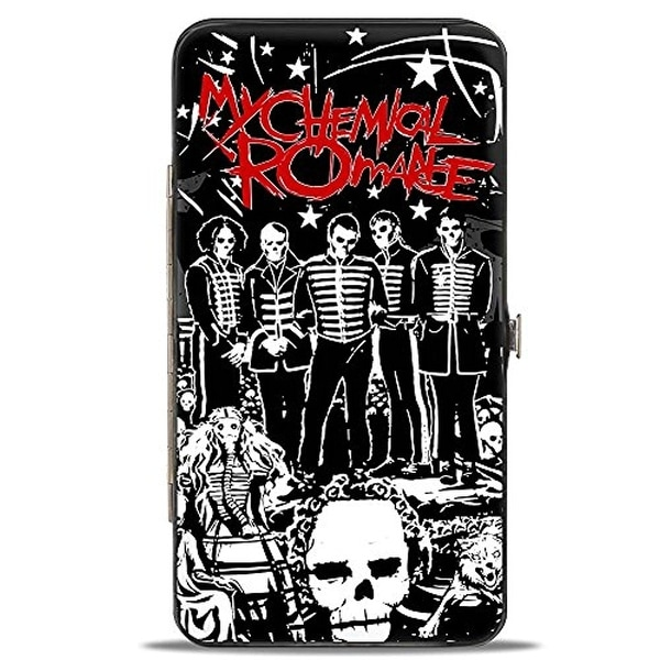 Buckle-Down Hinge Wallet - My Chemical Romance