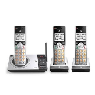 ATT CL82307 2 Handset Cordless Phone