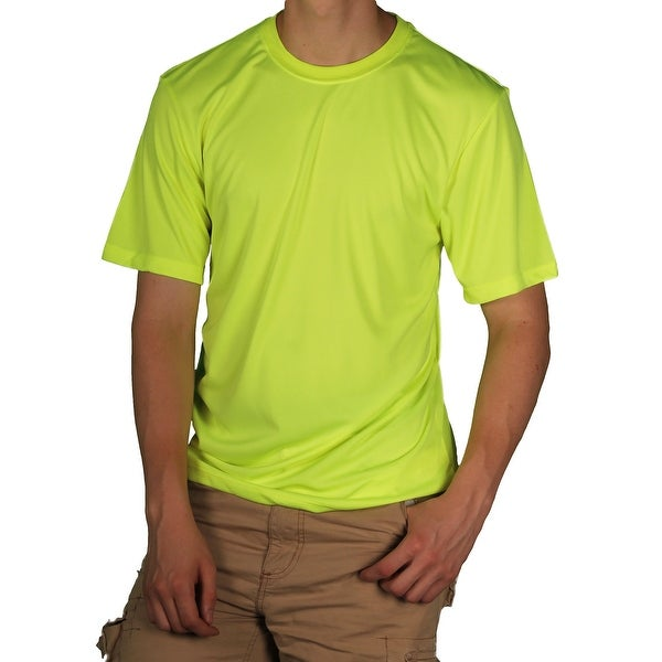 Hanes Men's Cool-Dri Moisture Wicking Tee Shirt