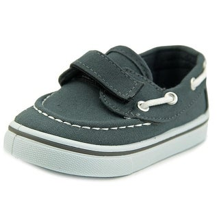 Rockland JR-20F Round Toe Canvas Loafer