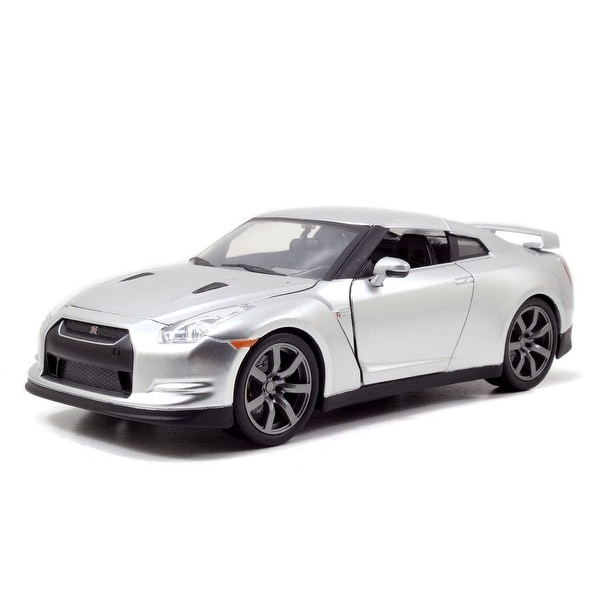 Fast & Furious 1:24 Die-Cast Vehicle: Brian's Nissan Skyline GT-R (R35) - Multi