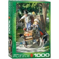 Help On The Way By Bob Byerley 1000 Piece Puzzle