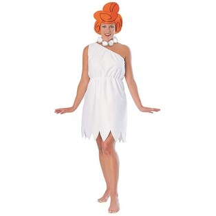 The Flintstones Wilma Flintstone Adult Costume Large