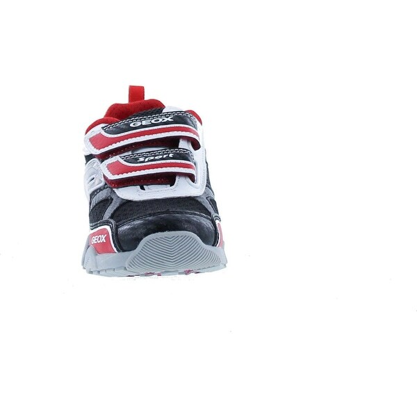 Geox Boys Jr Light Eclipse Fashion Light Up Sneakers