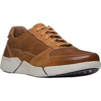 Propet Men's Landon Sneaker Brown Nubuck