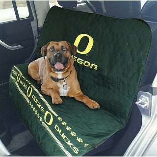 Pets First Collegiate Oregon Ducks Pet Car Seat Cover