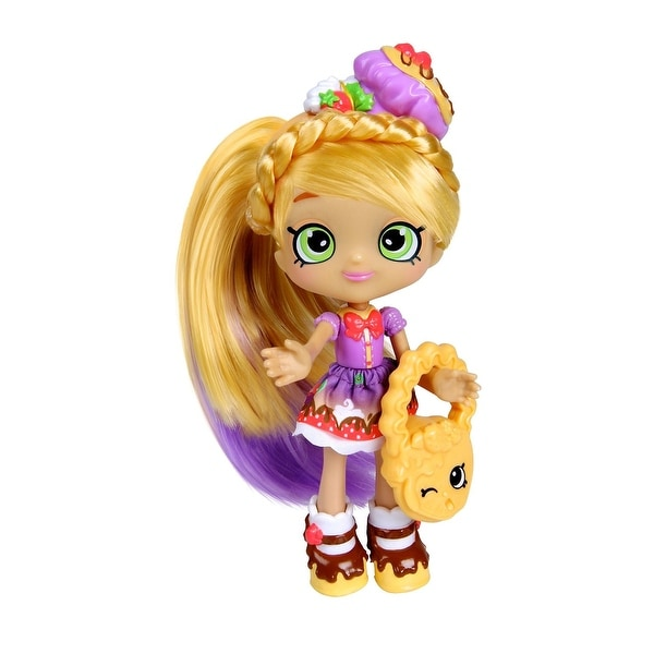 "Shopkins Shoppies 6"" Doll: Pam Cake - multi"