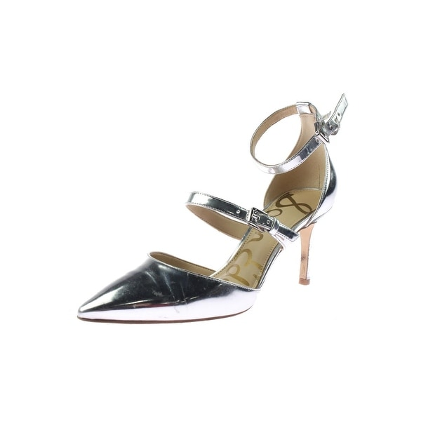 e490b0c61dfa Shop Sam Edelman Womens Thea Pointed Toe Heels Strappy - Free ...