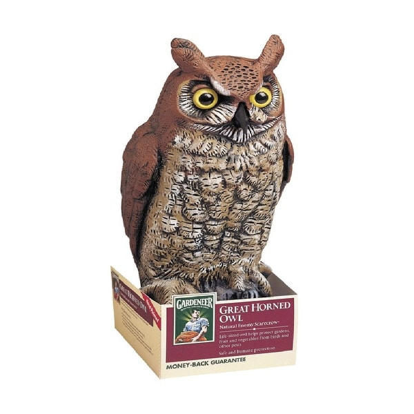 Dalen OW-6 Great Horned Owl, 18""