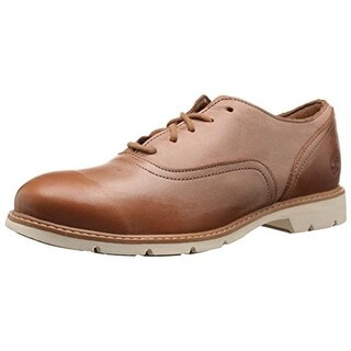 Timberland Womens Bramhall Leather Lace Up Oxfords - 11 medium (b,m)