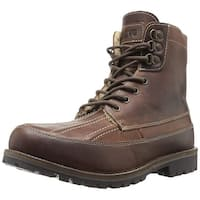 Crevo Mens fairby Closed Toe Ankle Safety Boots - 10.5
