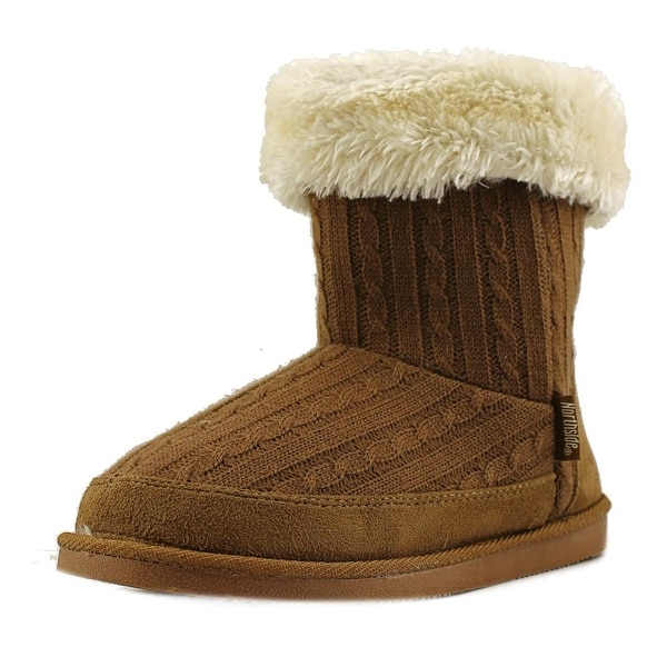 Northside Teegan Round Toe Synthetic Winter Boot