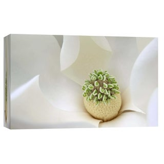 "PTM Images 9-103744  PTM Canvas Collection 8"" x 10"" - ""Southern Magnolia"" Giclee Magnolias Art Print on Canvas"