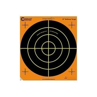 Caldwell 121005 caldwell 121005 orange peel 12 bulls-eye: 100 sheets