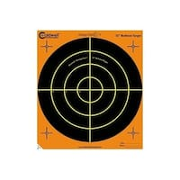 Caldwell 121005 caldwell 121005 orange peel 12 bulls-eye: 100 sheets