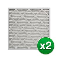 Replacement Air Filter for Honeywell 16x20x5 MERV 8 (2-Pack) Replacement Air Filter