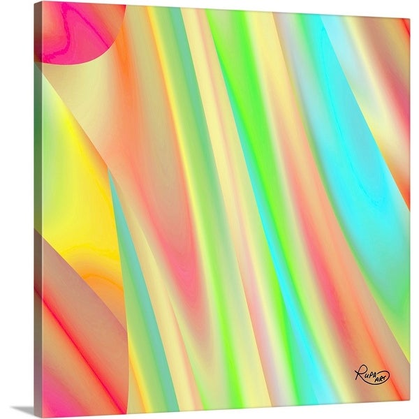 """""""Sweet As Candy"""" Canvas Wall Art"""