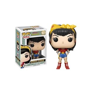POP Heroes: DC Bombshells - Wonder Woman