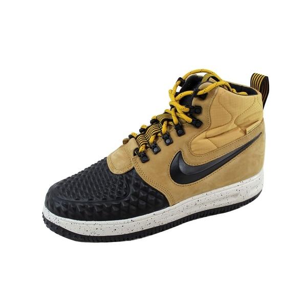 Nike Men's Lf1 Duckboot 17 White/Black-Pure Platinum 916682-701