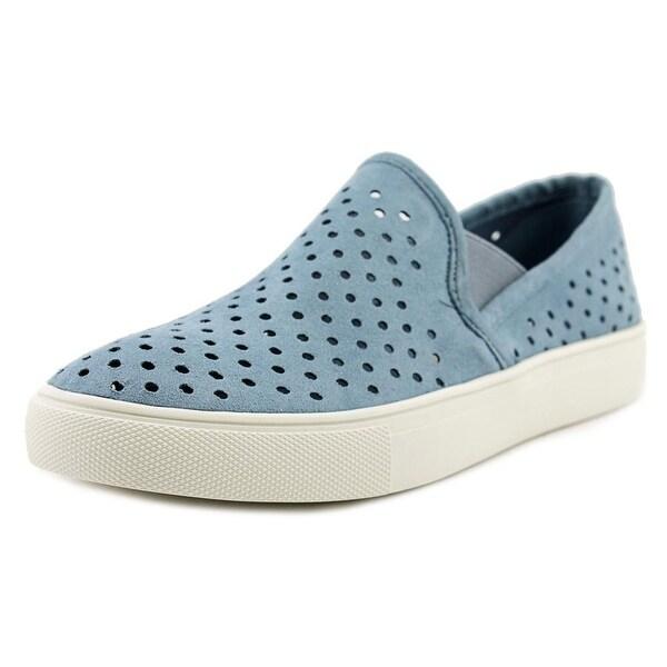 Steve Madden Owen Women Round Toe Synthetic Blue Sneakers