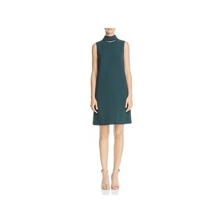 Theory Womens Admira Special Occasion Dress Admiral Crepe Choker