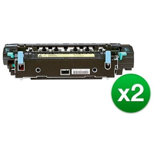 HP 4650 110V Color LaserJet Fuser Kit (Q3676A)(2-Pack)