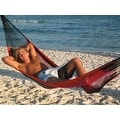 Sunnydaze Multi-Colored Mayan Hammock - Thumbnail 2