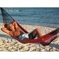 Sunnydaze Portable Hand-Woven 2 Person Mayan Hammock - Thumbnail 5